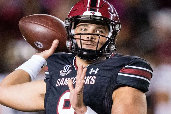 Picture for Former graduate assistant coach Zeb Noland returns to starting QB role for South Carolina football