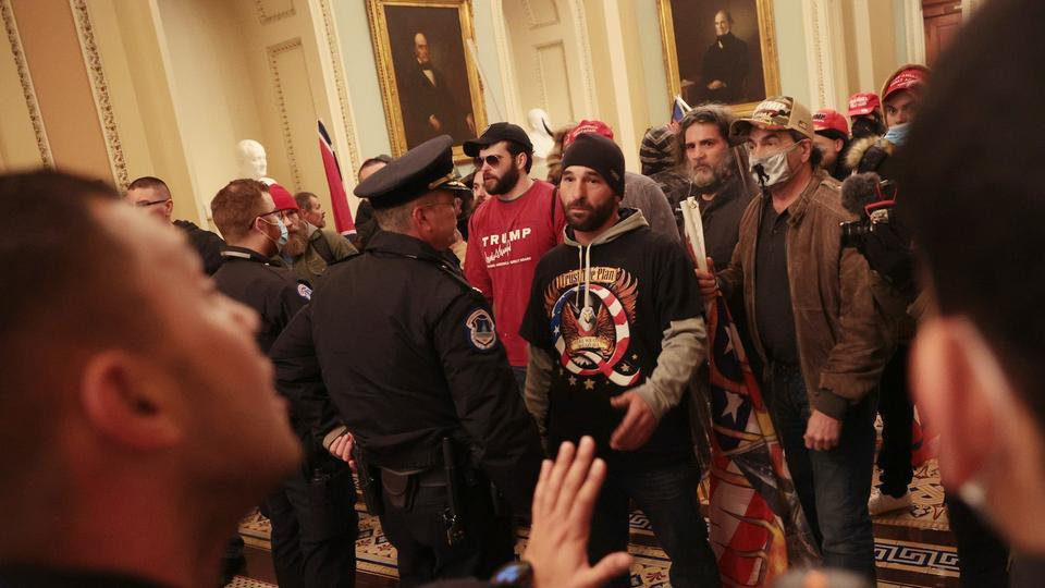 Picture for Massachusetts rep calls 21 Republicans 'cowards' for voting against honoring law enforcement working during the Capitol riot
