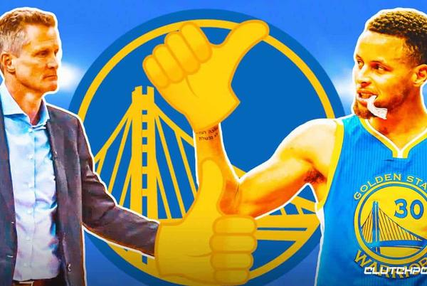 Picture for Stephen Curry hints he already found his new Warriors co-star after win over Lakers