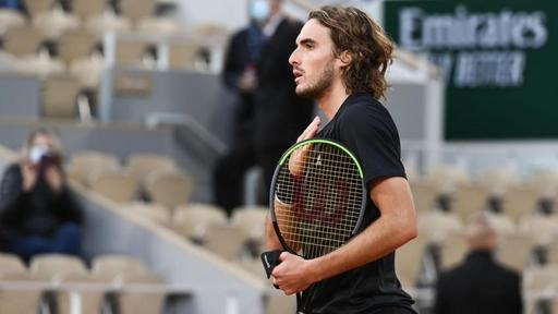 Stefanos Tsitsipas For Sure It S Time To Introduce Hawk Eye On Clay News Break