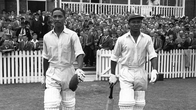 Picture for The Three Ws have all left us now, their legacy will never be forgotten... a tribute to West Indies batting legends Frank Worrell, Everton Weekes and Clyde Walcott by Sir Garfield Sobers