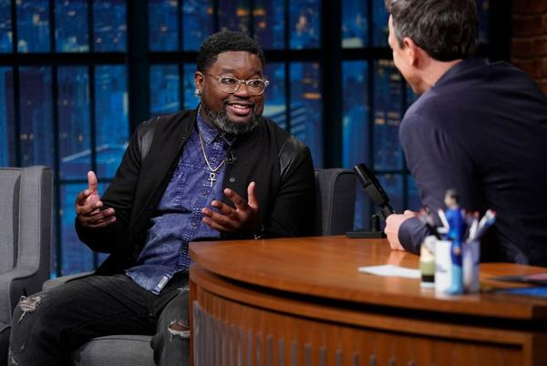 Picture for Lil Rel Steps In Big Time After A.J. Johnson's Widow Said No One Was Donating To Husband's GoFundMe