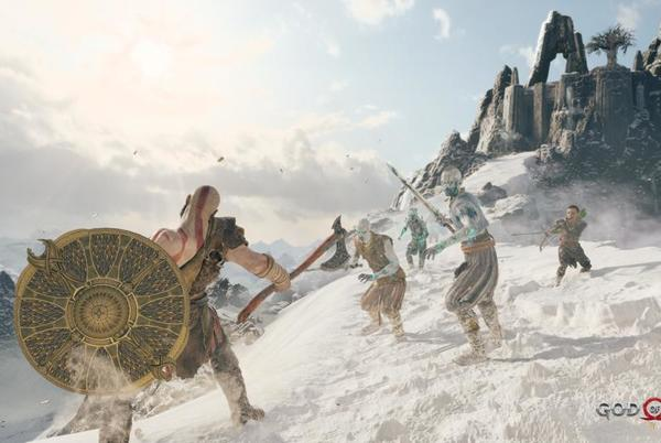 Picture for 'God Of War' Is Coming To PC—Here's What You Need To Know