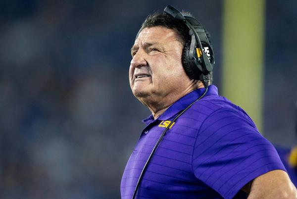 Picture for Source: Ed Orgeron Won't Return to LSU in 2022, Will Finish Season With Tigers