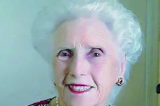 Picture for Martha Jane Toms, of the Graham Dairy farm family, dies at 96