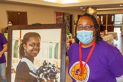 Picture for Eastern community remembers Alyssiah Wiley