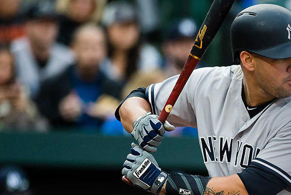 Picture for Yankees' Gary Sanchez: Drills 22nd homer