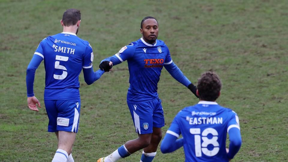 Picture for Callum Harriott brace boosts Colchester to overdue win against Carlisle