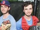 Picture for H.S. BASEBALL: Tommy and Bobby Marshall two of a kind for Whitman-Hanson