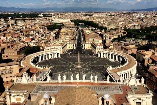 Picture for Vatican Can Only Be Accessed with a 'Green Pass'