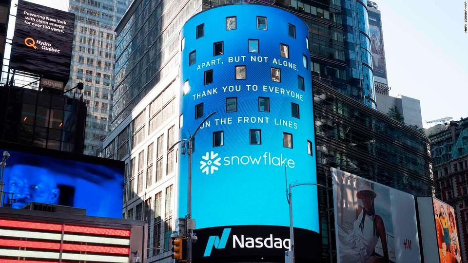 Warren Buffett and Marc Benioff are getting in on ...Snowflake Ipo News