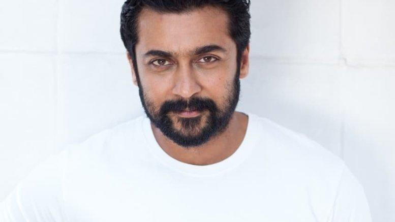 Picture for Suriya: 'Undergoing treatment for Covid-19 and am better now'