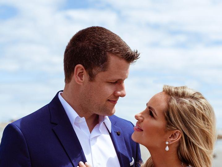 Galway Gaa Star And Councillor Eddie Hoare And Blogger Pam Richardson Are Engaged News Break