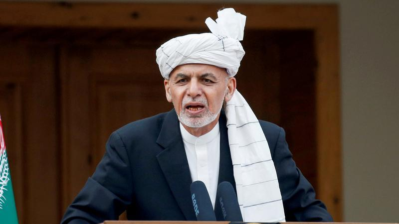 Picture for Afghan president replaces two top ministers, army chief as violence grows