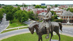 Cover for Virginia hopes to remove time capsule along with Lee statue.