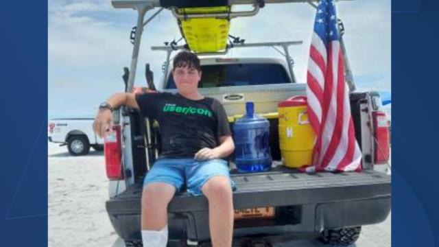 Picture for Spring Hill teen bitten by shark while on vacation in NC