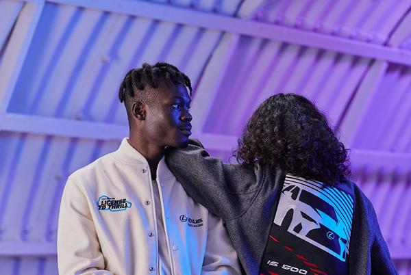 Picture for Lexus Taps NTWRK for a Limited Edition Racing Jacket Drop