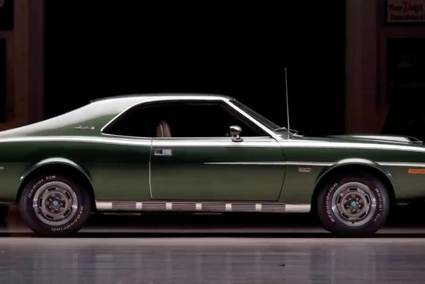 Picture for 1970 AMC Javelin Mark Donohue Edition Is A Street Grabber