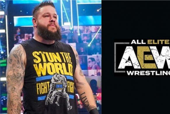 Picture for Adam Cole On If Kevin Owens Is Going To Leave WWE And Join AEW
