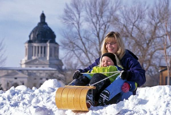 Picture for Get Ready To Bundle Up, The Farmers Almanac is Predicting Freezing Cold Temperatures This Winter In South Dakota