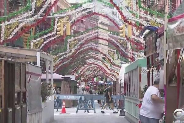 Picture for Feast Of San Gennaro Returns In Little Italy As Vendors Take COVID Precautions