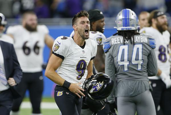 Picture for Justin Tucker nails 66-yard FG, Myles Garrett sets Browns sack record and more of the best performances from NFL Week 3