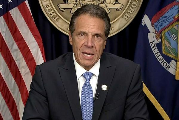 Picture for Andrew Cuomo just did the least Andrew Cuomo thing in the most Andrew Cuomo way