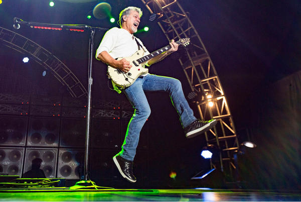 Picture for Eddie Van Halen's 7 best guitar solos from 'Eruption' to 'Running With the Devil'
