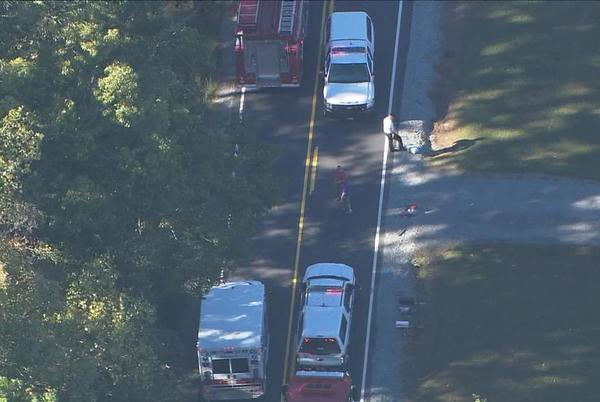 Picture for Elementary student hit, killed by car after getting off school bus in Cabarrus County