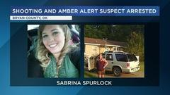 Cover for Murder, kidnapping suspect arrested in Bryan County