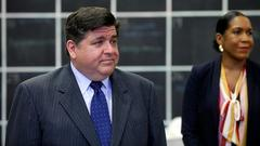 Cover for Illinois Gov. Pritzker to make masks mandatory for schools, some state workers: report