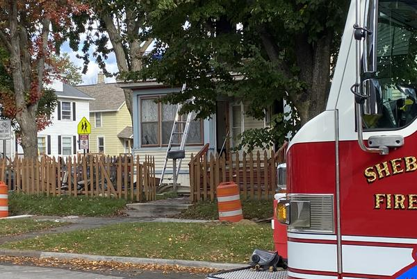 Picture for 'Careless use of smoking materials' leads to fire in Sheboygan Saturday