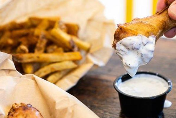 Picture for Wing Boss debuts standalone kitchen