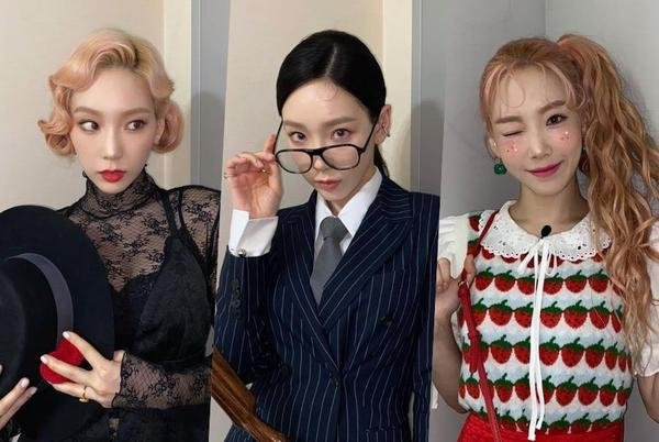 """Picture for 7 Of Girls' Generation's Taeyeon's Best Style Concepts On """"Amazing Saturday"""""""
