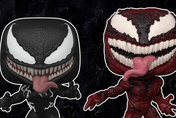 Picture for Sink Your Teeth Into New 'Venom' Funkos