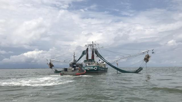 Picture for Coast Guard rescues fisherman suffering medical emergency south of Grand Isle