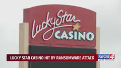 Cover for Lucky Star: Six Oklahoma casinos hit by ransomware