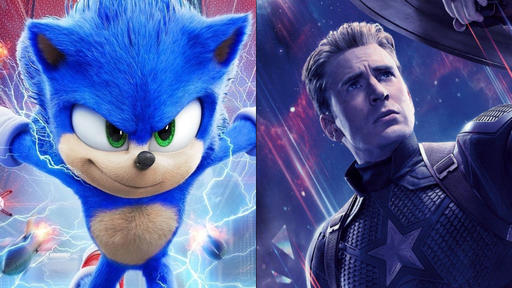 Early Sonic The Hedgehog Concept Art Features Avengers Star