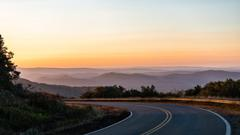 Cover for Hop In Your Car And Take The Highland Scenic Highway For An Incredible 43-Mile Scenic Drive In West Virginia