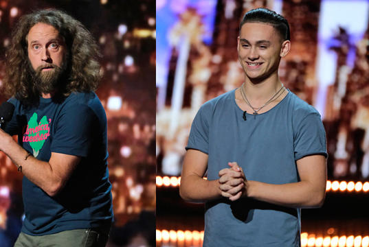 Picture for Josh Blue leads 'America's Got Talent' winner predictions, Aidan Bryant close behind
