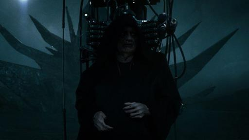 Star Wars Releases An Official Look At Emperor Palpatine From The Rise Of Skywalker News Break