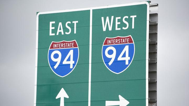 Cover for Westbound I-94 closed after crash in Southwest Michigan
