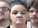 Picture for Three charged with importing heroin