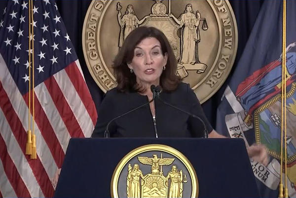 Picture for Gov. Kathy Hochul to deliver Commencement address at Syracuse University