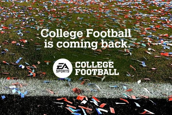 Picture for EA President of Music Teases Details of New Video Game 'EA Sports College Football' (Exclusive)