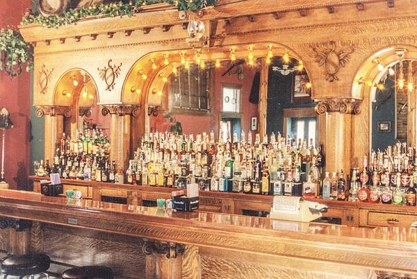 Picture for Pieces of Montana History: Saloon Backbars