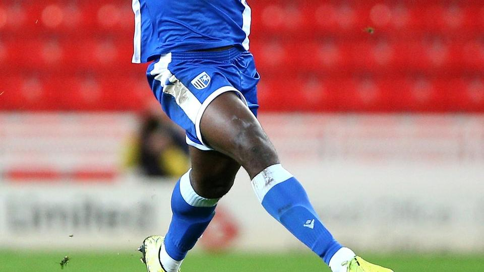 Picture for John Akinde bags a brace and misses a penalty as Gillingham beat Bristol Rovers