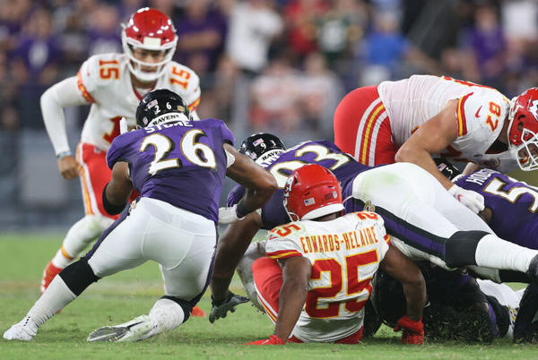 Picture for KC Chiefs vs. Ravens: Winners and losers from Week 2