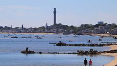 Cover for Delta COVID-19 variant detected in Provincetown cluster, Massachusetts DPH confirms