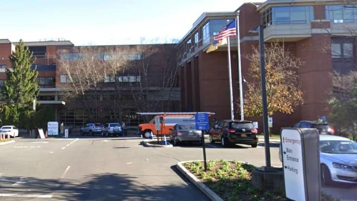 Cover for Man, 65, Found Dead In Car Outside Valley Hospital, No Foul Play Suspected, Ridgewood PD Says